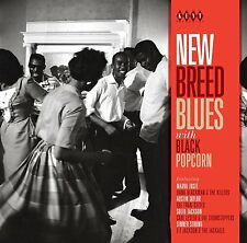 NEW BREED BLUES WITH BLACK POPCORN - VARIOUS ARTISTS - CDKEN 393