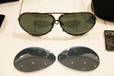 PORSCHE DESIGN OCCHIALI/SUNGLASSES - P 8478 TITANIO NEW!