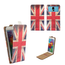 Handy Hülle | HUAWEI Ideos X3 | Flip Schutz Tasche | Flip XS UK