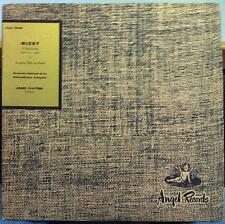 ANDRE CLUYTENS bizet l'arlesienne suites i & ii LP Mint- ANG 35048 Vinyl 1958