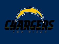 Football San Diego Chargers Flag 3 X 5