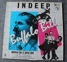 Indeep, buffalo bill, Maxi vinyl