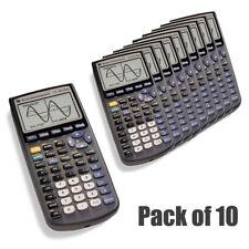 Texas TI-83 Plus Graphics Calculator Teachers Pack of 10 (83PL/TPK/1L1/E)