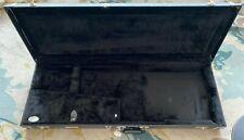 More details for fender g&g custom shop hard case, stratocaster /  telecaster, used