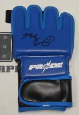 Yves Edwards Signed Replica Pride FC Fight Glove BAS Beckett COA UFC Autograph