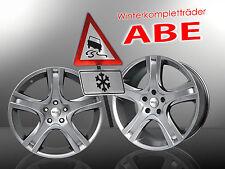 Amarus Winterräder 20 Zoll Porsche Cayenne Audi Q7 VW Touareg 255/45 R20 M+S 19
