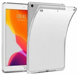 Apple iPad Air 4 10.9 2020 4th Generation Soft Slim Light Clear Gel Case Cover