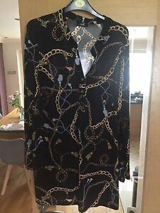 wallis blouse size large