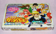 Nintendo Gameboy Advance Game - Konjiki No Gashbell!! Makai No Bookmark (JPN)