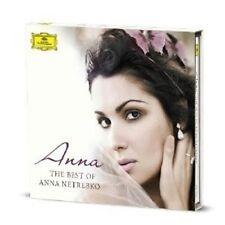 """ANNA NETREBKO """"ANNA - THE BEST OF ANNA NETREBKO"""" CD NEU"""