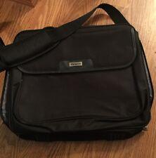 Targus Laptop Case w/Shoulder Strap, Black