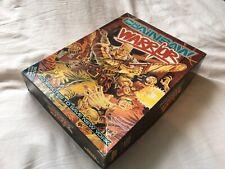 CHAINSAW WARRIOR - RARE Solo board game - Games Workshop 1987 VGC Complete