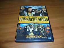 Comanche Moon - Second Chapter in the Lonesome Dove Saga (DVD 2008, 2-Disc) Used