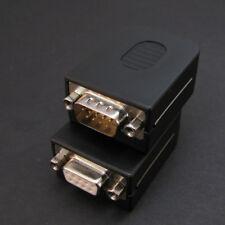 Set DE-9 ( DB9 ) Male / Female Socket ConnectorTerminal Breakout & Screw Driver