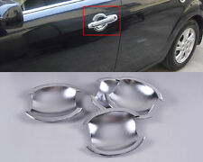 Door Handle Cup Bowl Cover Trim fit for Nissan Versa Tiida Latio 2007-2011 2012