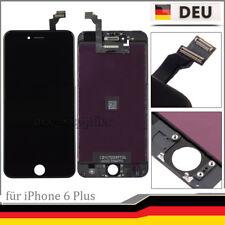 LCD Display Für iPhone 6 Plus 5.5'' mit Ersatz Glas Bildschirm Komple Schwarz