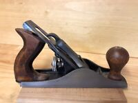 """Sears/Fulton (by Sargent) 9 1/2"""" Smoothing Plane - Stanley No. 3 Size"""
