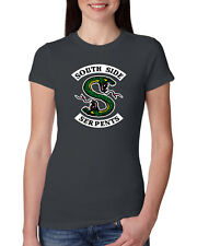 Southside Serpents Womens Junior Fit Riverdale Tee Graphiv TV T-Shirt