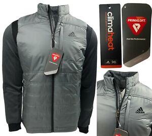 Adidas ClimaHeat FrostGuard PrimaLoft Golf Jacket - RRP£130 - XL OR XXL - GREY