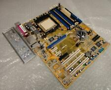 Genuine ASUS ABN-E REV 2.00 Socket 939 Motherboard with Backplate