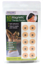 10pcs Magnetic Therapy Patches Pain Stress Relief Self Adhesive Easy to Use