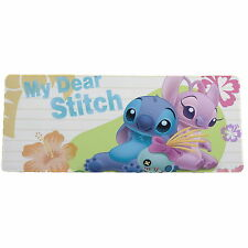 Lilo Stitch Extended Portable Mousepad Non-slip Rubber Base y42 w0031
