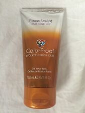 colorproof power sculpt 5.1 fl oz gel. Brand New