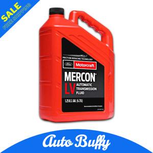 Motorcraft 5-Quarts Mercon LV Automatic Transmission Fluid (1.25 Gallon)