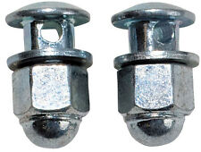 WELDTITE BIKE BICYCLE BRAKE & CABLE GEAR PINCH BOLTS (Pair)