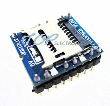 U-disk audio player TF SD card voice module MP3 Sound WTV020-SD-16P Arduino