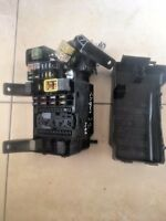 mitsubishi shogun fusebox 3.2 DID diesel pajero mk3 99 - 2006 fuse engine bay