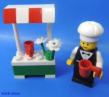 LEGO CITY 7687 / ITALIANO Supporto con cuoco Figura