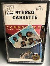 In The Pocket by Commodores (Cassette, 1981, Motown)