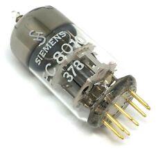 EC8010  NOS  Siemens  Gold Pin German Valve Tubes