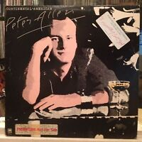 [SOUL/FUNK]~NM LP~PETER ALLEN~Continental American~[1974 A&M~WLP]~