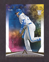 2019 Panini Ascension VLADIMIR GUERRERO JR Rookie Card Silver SP 96/199 Toronto