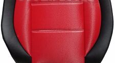 SELECT PICKUP TRUCKS TWO FRONT LIKE CARBON FIBER and SYNTHETIC CAR SEAT COVERS