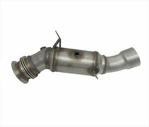 New Main Front Catalytic Converter USA for 2011-2014 BMW 535i Made in USA