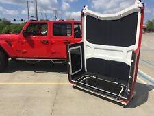 JL Jeep Wrangler Hardtop Storage Cart! New product! Hardtop Holder Hardtop Rack