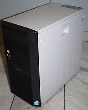 Fujitsu Siemens Midi Tower, schwarz/beige micro BTX Kühlsystem für AMD und Intel