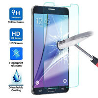2x Tempered Glass Protective Screen Protector For Samsung Galaxy A5 A6 A8 Plus