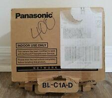Panasonic Indoor Security Camera BL-C1A-D BL-C1A Network Camera PET