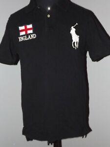 Ralph Lauren Polo T-Shirt (XL) Shirt Jersey Maglia Maillot Camiseta Trikot 6280