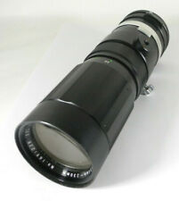 Soligor  90-230mm f4.5 Telephoto Zoom Lens for Canon FD Mount