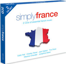 Various Artists : Simply France CD (2012) ***NEW***