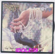 Disques vinyles singles thompson twins