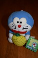 Japanese Doraemon Stuffed Plush Fujiko Vintage New w/ Tags