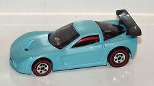 Hot Wheels CORVETTE C6R Custom Paint METAL/METAL Loose