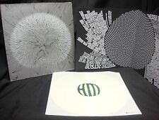 Fatso Jetson Herba Mate Early Shapes LP White Vinyl NEW QOTSA Kyuss Yawning Man