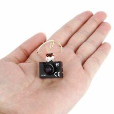 FX798T 5.8G 25mW 40 canales AV Transmisor Con Antena Suave Cámara 600 TVL EA